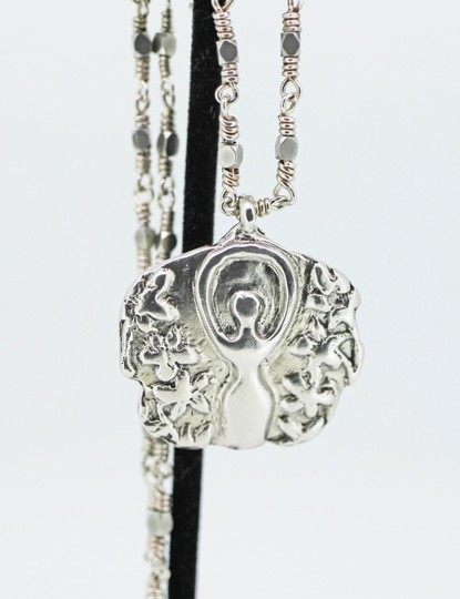 other Sterling Silver Earth Goddess Image 4