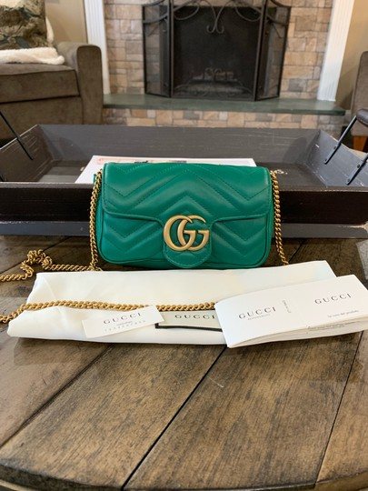416c81d4155 Gucci Marmont Like New Never Used Sold Out Gg Super Mini. Dustbag ...
