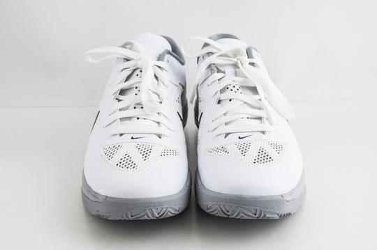 Nike White Lunar Hypergamer Low White/Black Shoes Image 1