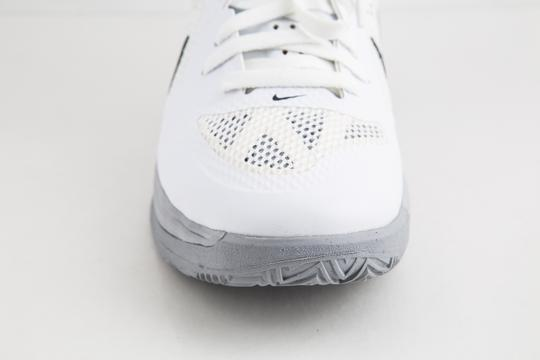 Nike White Lunar Hypergamer Low White/Black Shoes Image 7