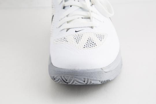 Nike White Lunar Hypergamer Low White/Black Shoes Image 8