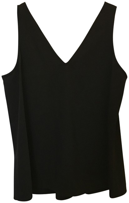 Item - Black and White Tank Top/Cami Size 12 (L)
