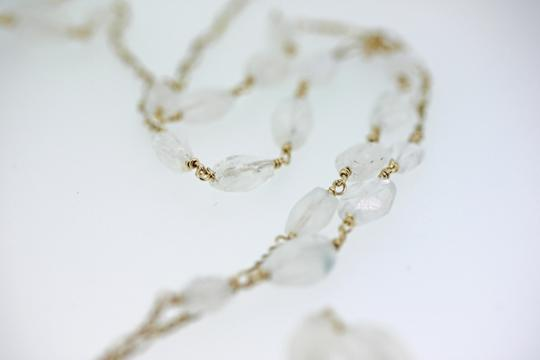 other Gold Filled Moonstone Necklace Image 1