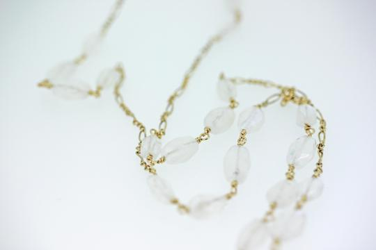 other Gold Filled Moonstone Necklace Image 2