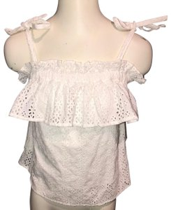 Melrose And Market Top white
