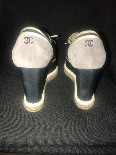 Chanel Wedges Image 1