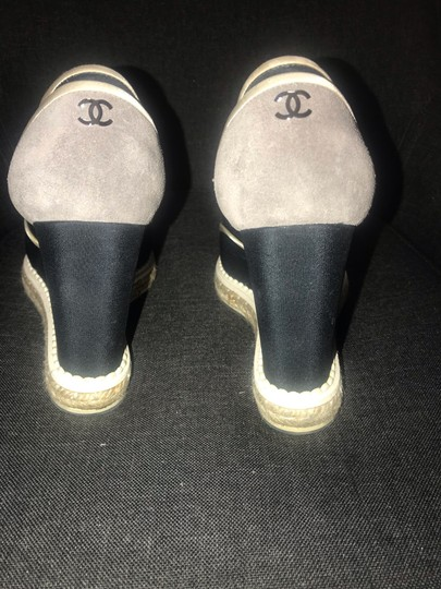 Chanel Wedges Image 4