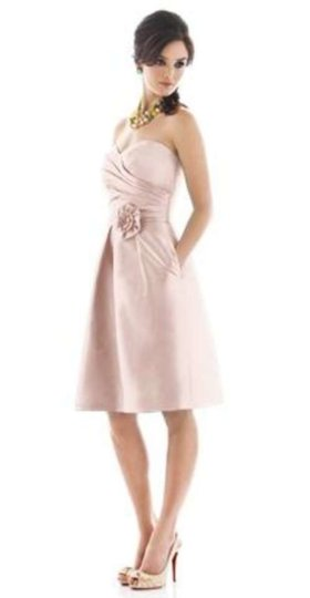 Alfred Sung Pearl Pink D496 Dress