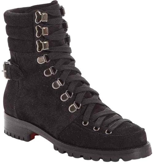 Preload https://img-static.tradesy.com/item/25283657/christian-louboutin-black-who-runs-flat-crosta-star-lace-up-tie-military-combat-ankle-bootsbooties-s-0-1-540-540.jpg