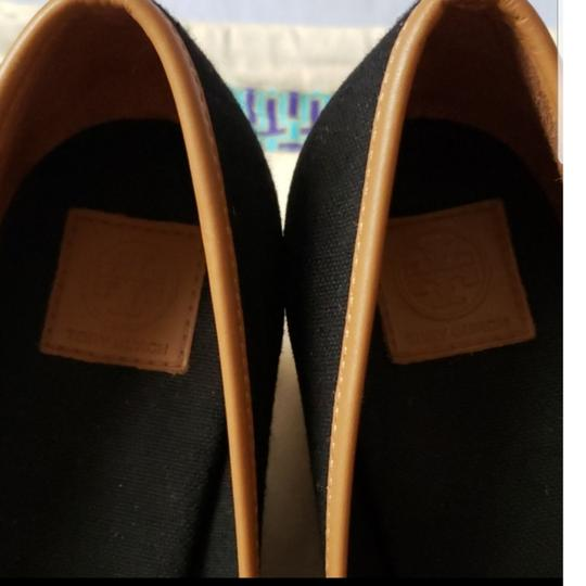 Tory Burch Black Wedges Image 5