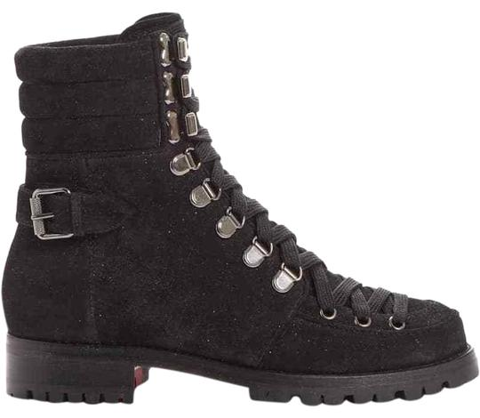 Preload https://img-static.tradesy.com/item/25283668/christian-louboutin-black-who-runs-flat-crosta-star-lace-up-tie-military-combat-ankle-bootsbooties-s-0-1-540-540.jpg