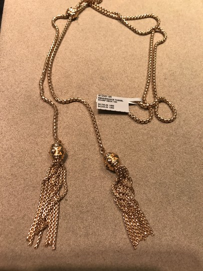 Preload https://img-static.tradesy.com/item/25283858/david-yurman-rose-gold-18k-renaissance-tassel-necklace-0-0-540-540.jpg