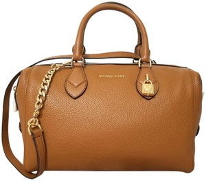 Michael Kors Satchel in Acorn1