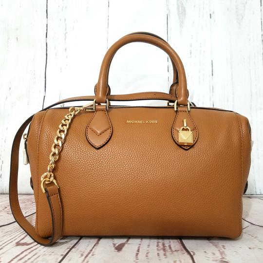 Michael Kors Satchel in Acorn1 Image 1