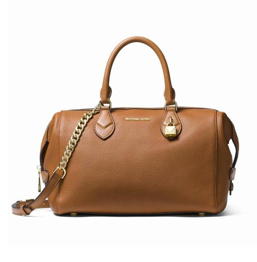 Michael Kors Satchel in Acorn1 Image 2