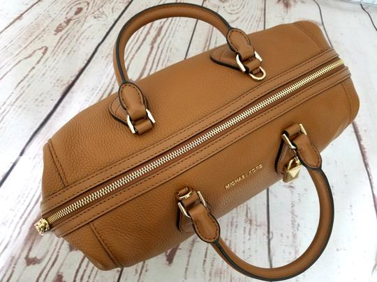 Michael Kors Satchel in Acorn1 Image 4