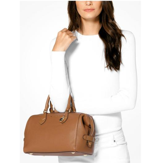 Michael Kors Satchel in Acorn1 Image 5