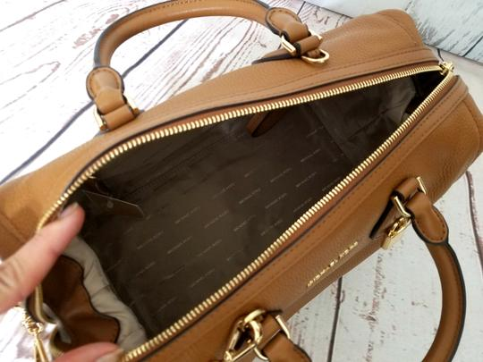 Michael Kors Satchel in Acorn1 Image 7