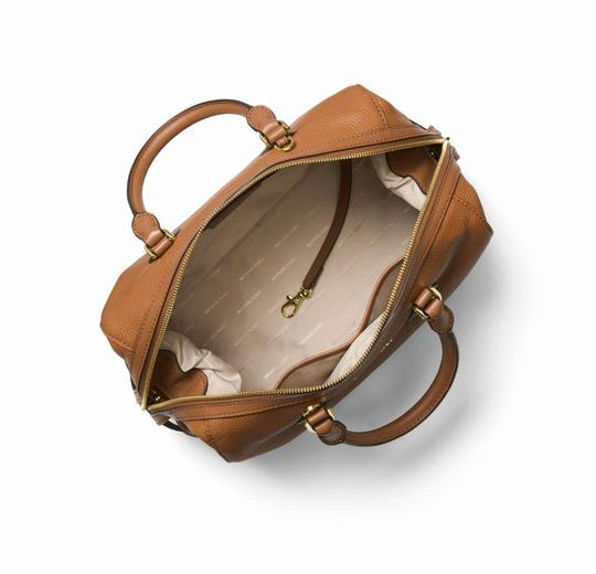 Michael Kors Satchel in Acorn1 Image 8