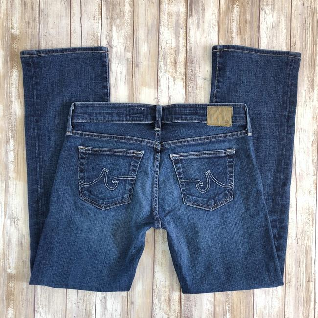 AG Adriano Goldschmied Straight Leg Jeans Image 4