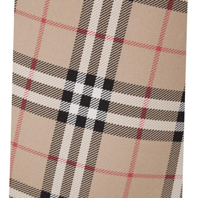 Burberry checked swimsuit body suit Image 3