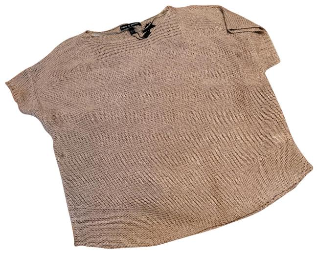 Preload https://img-static.tradesy.com/item/25284711/cable-and-gauge-and-knitted-xl-tan-sweater-0-1-650-650.jpg