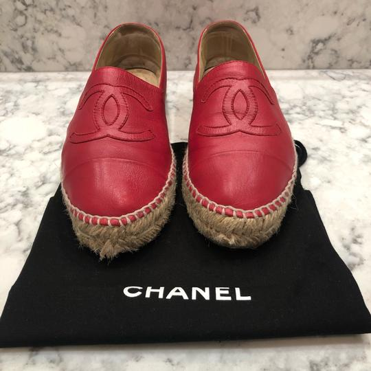 Chanel Red Athletic Image 1