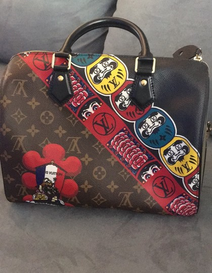 Louis Vuitton Satchel in Collection Image 11