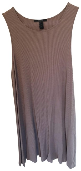 Item - Beige Short Casual Dress Size 4 (S)