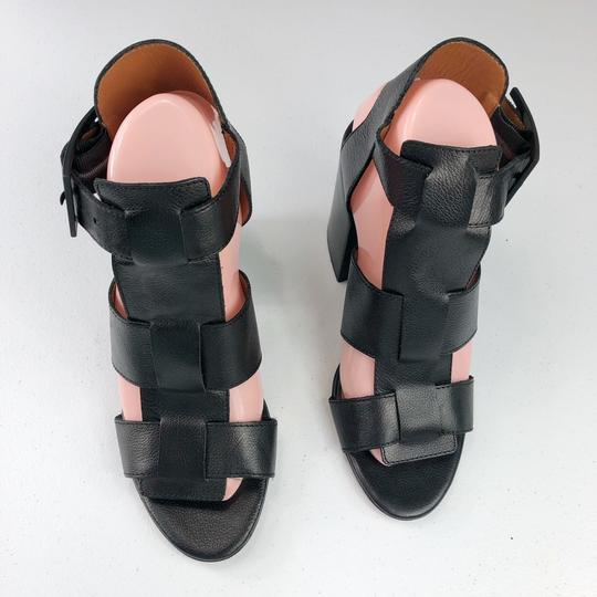 Aquatalia Black Sandals Image 1
