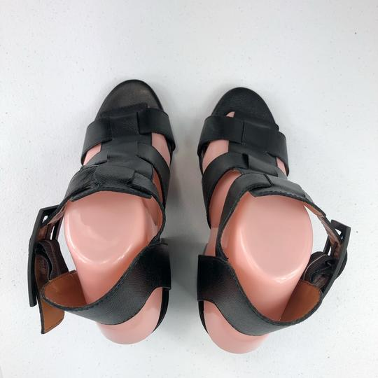 Aquatalia Black Sandals Image 2