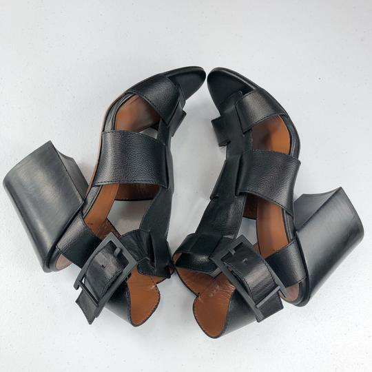 Aquatalia Black Sandals Image 4