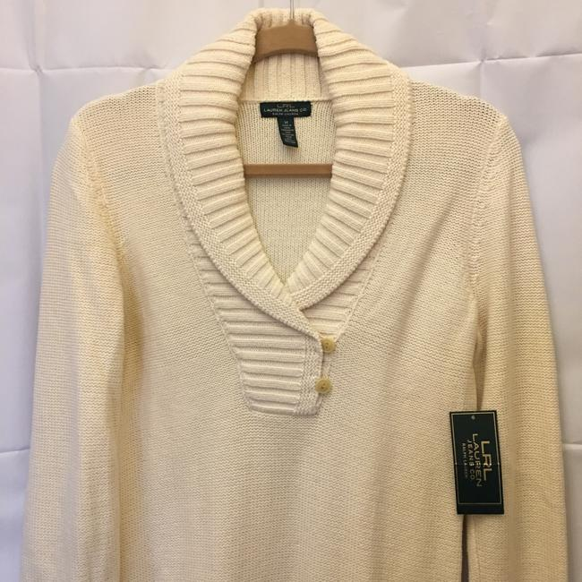 Lauren Jeans Company Cotton Blend Size M Medium 8-10 New With Tags Sweater Image 1