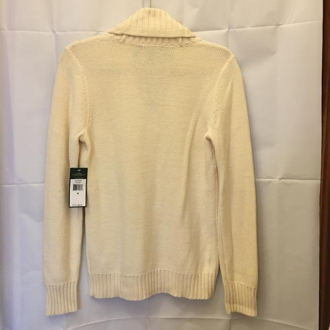 Lauren Jeans Company Cotton Blend Size M Medium 8-10 New With Tags Sweater Image 7