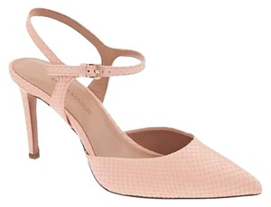Banana Republic pink-nude Pumps