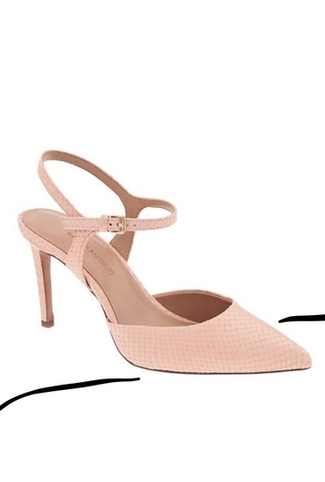 Banana Republic pink-nude Pumps Image 1