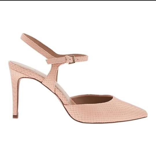 Banana Republic pink-nude Pumps Image 2