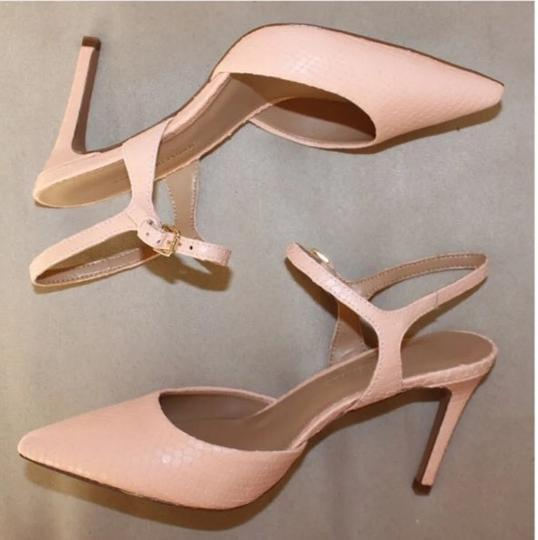 Banana Republic pink-nude Pumps Image 3