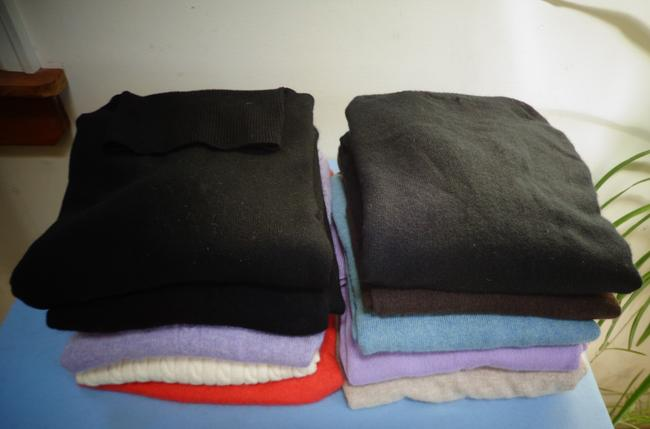 Various Recycling Cashmere Sweater Image 1