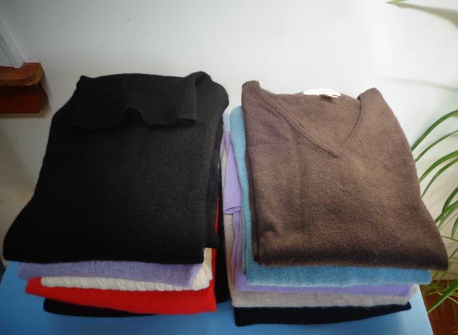 Various Recycling Cashmere Sweater Image 2