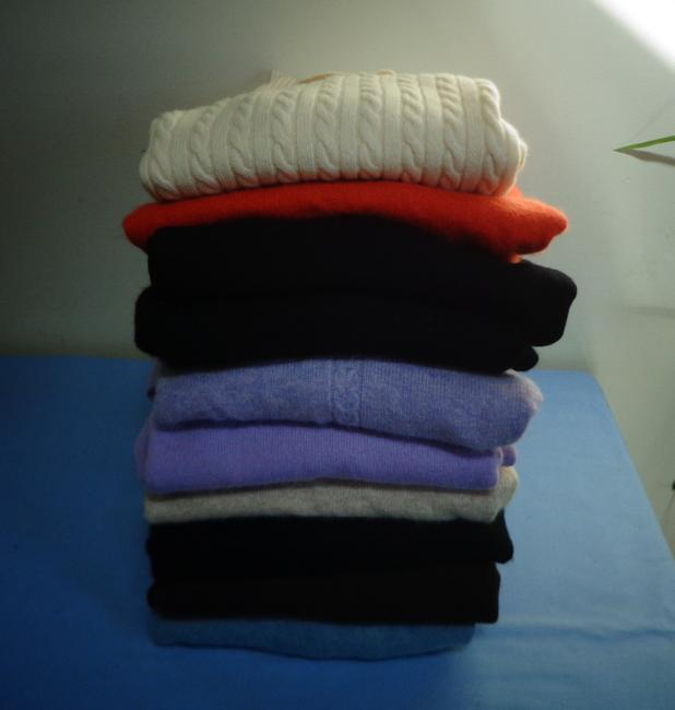 Various Recycling Cashmere Sweater Image 6