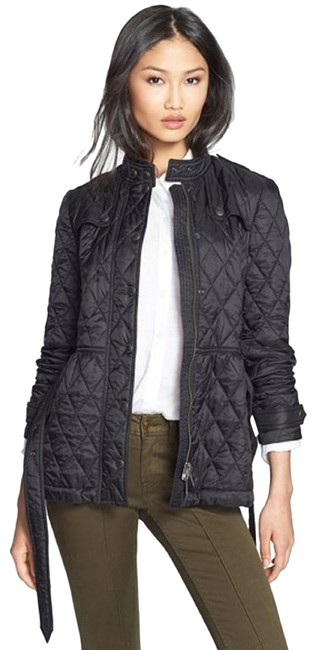 Preload https://img-static.tradesy.com/item/25285140/burberry-black-brit-starkford-belted-quilted-jacket-coat-size-12-l-0-3-650-650.jpg