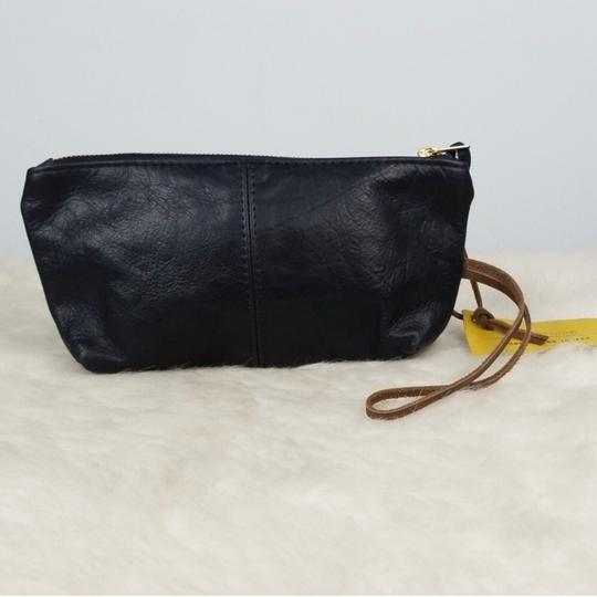 C.A.S. Leather Wristlet Image 1