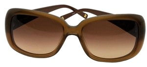 Nine West NW510S-220 Butterfly Women's Brown Frame Brown Lens Sunglasses