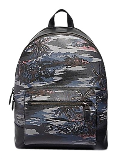 Preload https://img-static.tradesy.com/item/25285314/coach-flash-sale-west-with-hawaiin-print-f49131-multicolor-coated-canvas-backpack-0-2-540-540.jpg