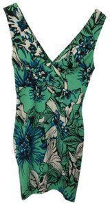 Tracy Reese Floral Petite Dress