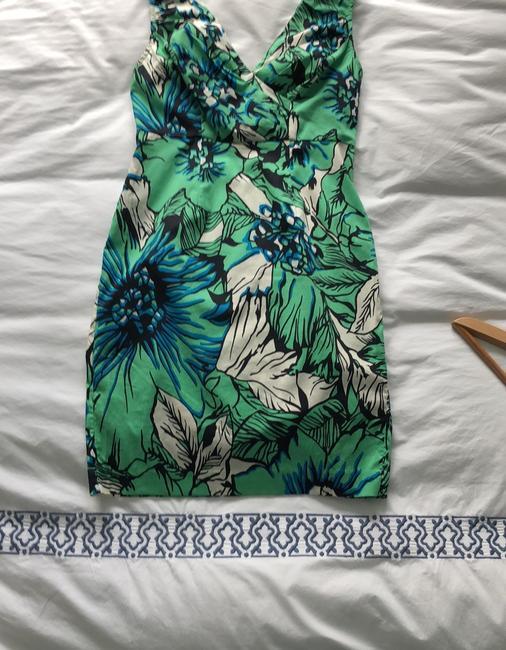 Tracy Reese Floral Petite Dress Image 6