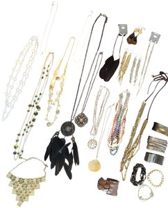 Multiple Designers Assorted Brand Name Jewelry Grab Bag