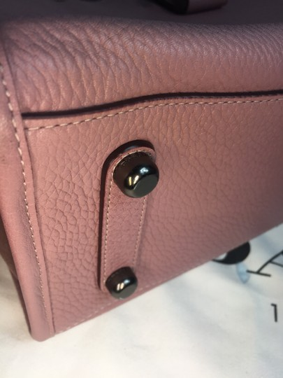 Coach Satchel in Dusty Rose Image 6