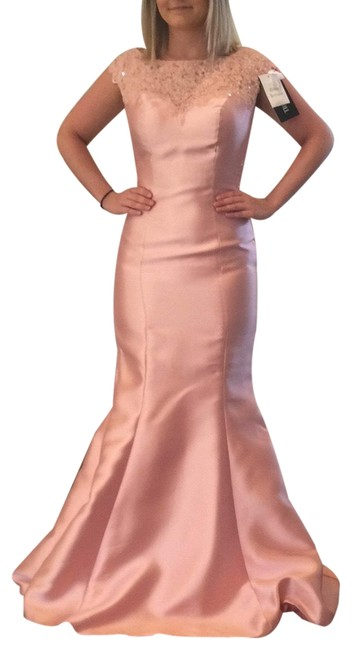 Item - Blush 52543 Long Formal Dress Size 4 (S)